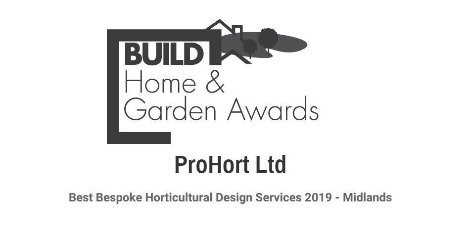 Build Award - ProHort